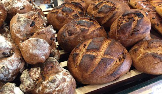 東京のこだわりパン屋さんと北見のこだわりパン屋さん。